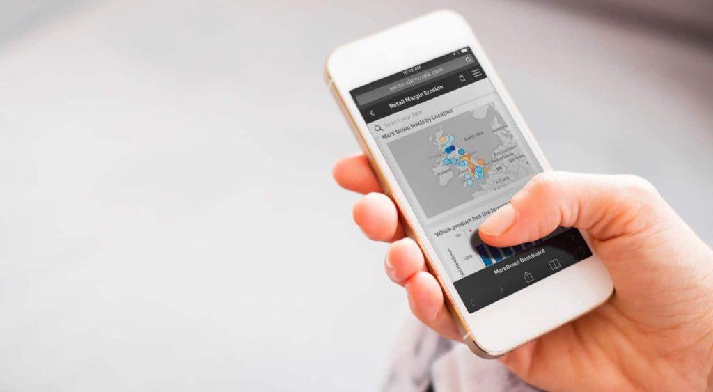 selfservice analytics,qlik,qlik sense,qlik mobile use, business intelligence, business intelligence software,qlik sense