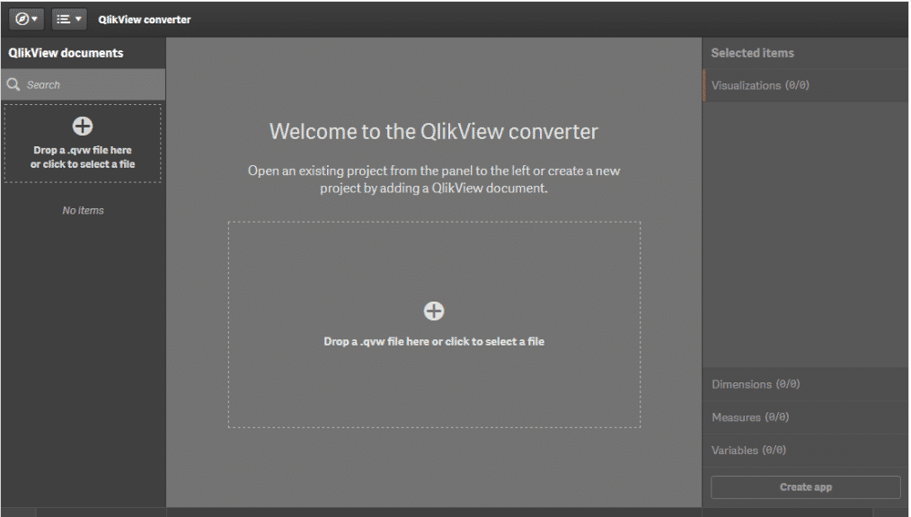 QlikView Converter,Qlik Hub,QlkView hub,qlik sense