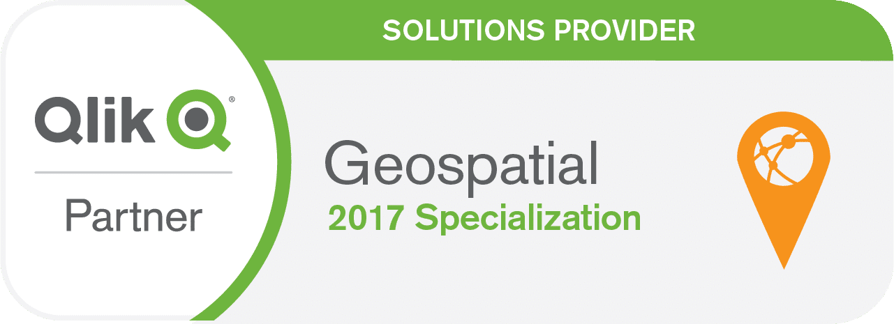 Qlik, GeoAnalytics, GeoQlik, geografische data, geoanalytics, QlikSense, QlikView, Logistiek, gezondheidszorg, Retail,