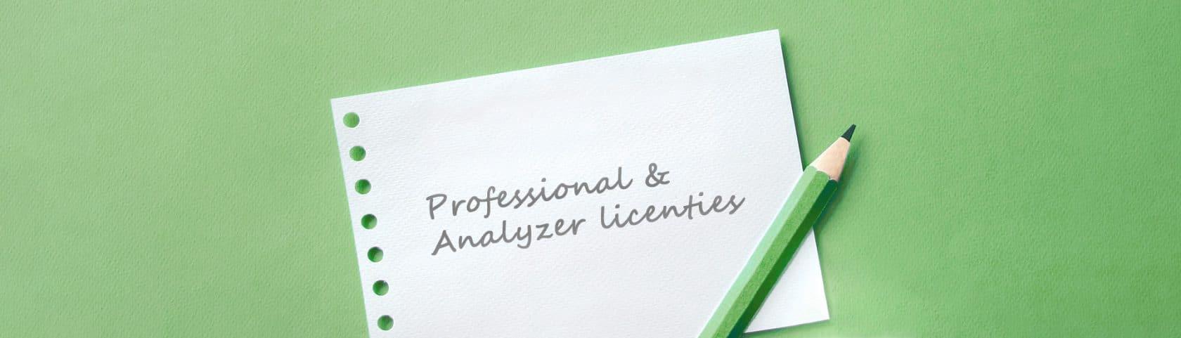 Qlik Sense licenties, Qlik Analyzer, Qlik Professional, Professional Qlik Sense, Analyzer Qlik Sense, Qlik licentie, Qlik licenties, e-mergo.nl