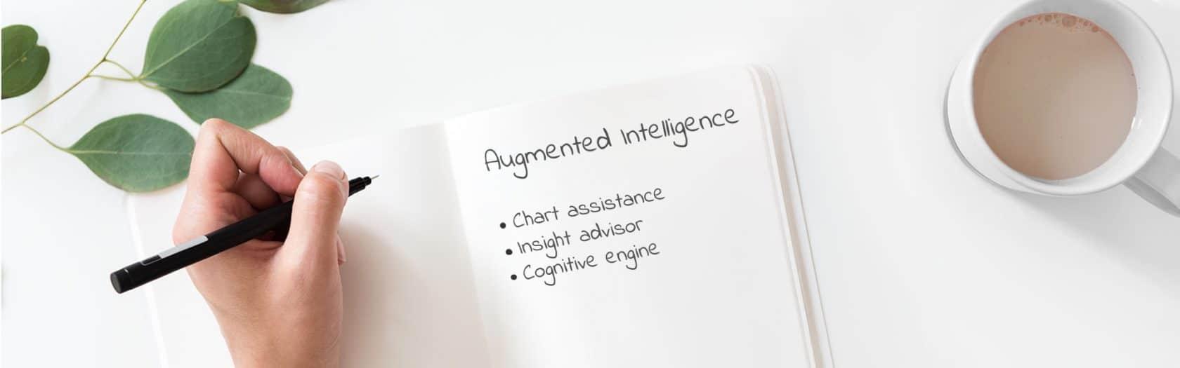 qlik sense, augmented intelligence, qlik sense ai, ai, augmented intelligence qlik sense