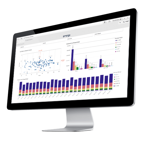 transport dashboard, logistiek dashboard, qlik logistiek, business intelligence, qlik transport, dashboard freight analysis,