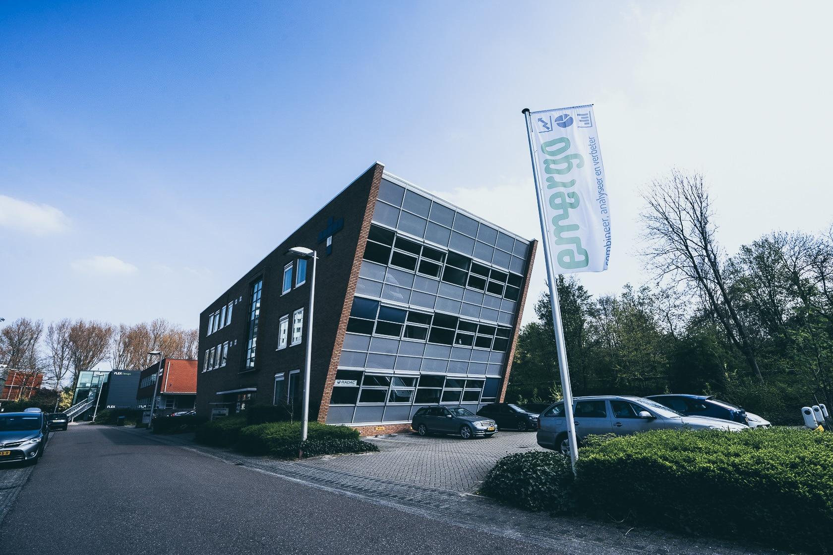 E-mergo Delft, E-mergo, E-mergo kantoor, E-mergo Qlik