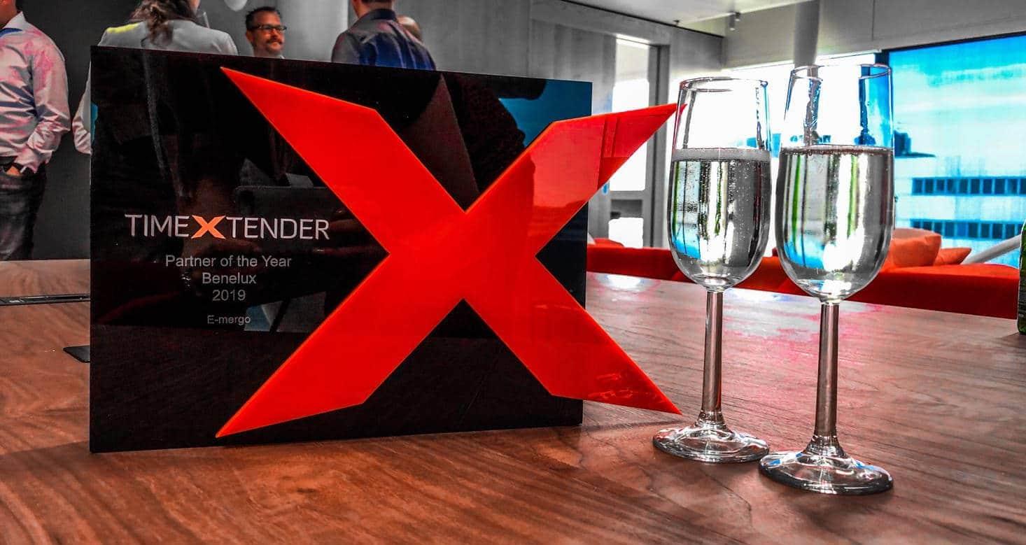 timextender, partner, timextender partner of the year, e-mergo, data warehouse
