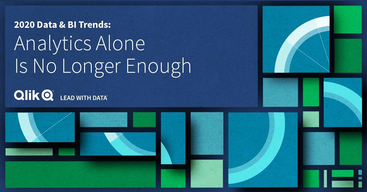 ebook, qlik, bi, bi trends, bi trends 2020, analytics, qlik sense, qlikview, qlik trends, software, analytics trends,