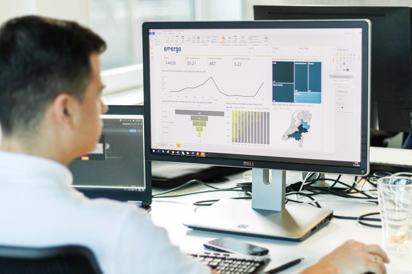 power bi, microsoft, power bi desktop, datavisualisatie, business intelligence, business analytics, analytics, powerbi, e-mergo.nl