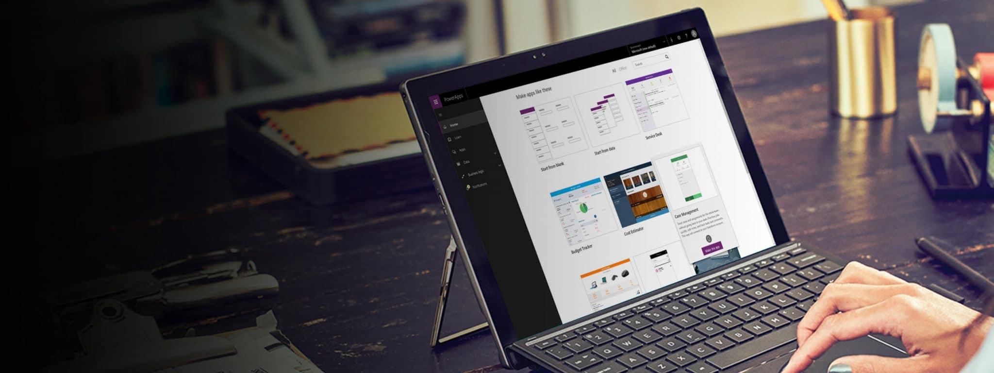Van MS Access naar Power Apps, Power Apps, Microsoft, Apps